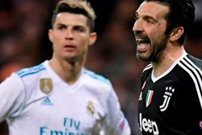 ¿Qué le dijo realmente Gianluigi Buffon al árbitro para ser expulsado?