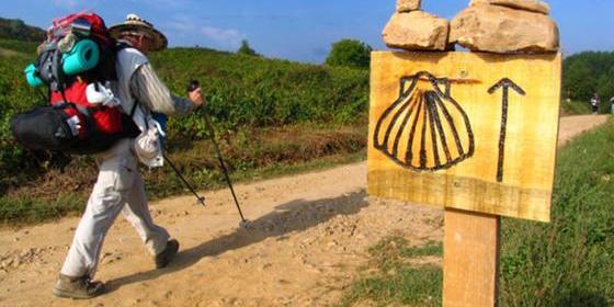 Guía para el peregrino del Camino de Santiago: Presupuesto, alimentación y cama