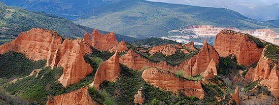 Las Médulas: las montañas del oro romano en el Bierzo