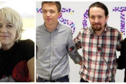 Una articulista de El País masacra el feminismo de cartón piedra de los machistas testosterónicos de Podemos