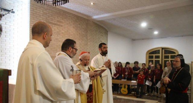 """Cañizares destaca """"el grandísimo testimonio de fe de los cristianos de Oriente Medio"""""""