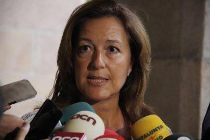 La cruel manera en la que Carina Mejías se enteró que no repetirá como cabeza de lista de C's en Barcelona