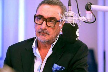 """Carlos Herrera masacra a 'La Manada': """"Unos hombres que se vistan por los pies, y no por la polla, no abusan de una joven"""""""