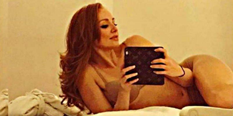El Desnudo Casual De Cristina Castaño En Instagram Que Tiene