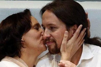 Las vergonzosas razones de Bescansa para renunciar a ser la novia de Errejón tras pifiarla