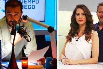 """Castaño llama """"desagradecido"""" a Isco y en COPE se enfrentan a Real Madrid TV: """"Es un aparato de propaganda"""""""
