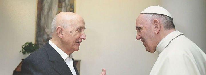 """El Papa, a José María Castillo: """"Leo con mucho gusto sus libros, que le hacen mucho bien a la gente"""""""