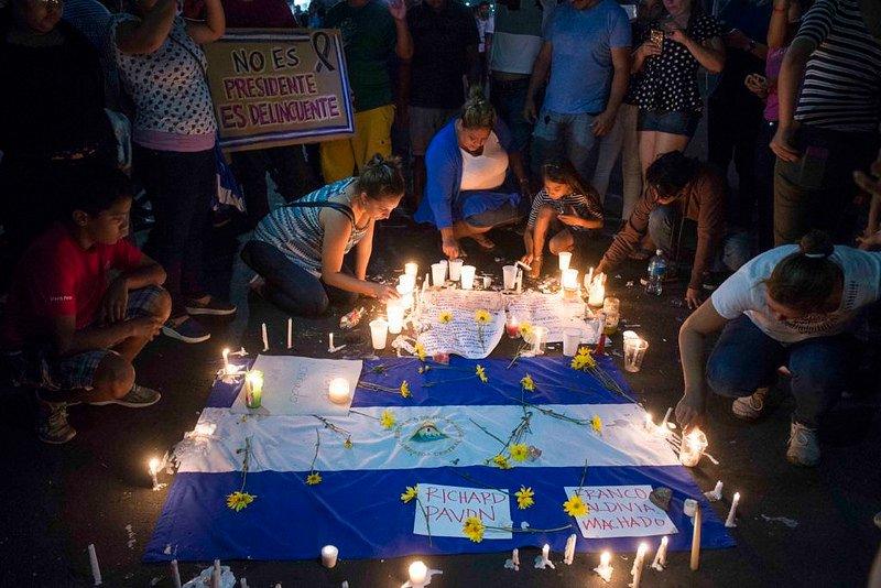 La Iglesia nicaragüense sigue denunciando la represión del régimen de Ortega contra civiles