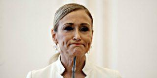 Cristina Cifuentes se va sin dejar el acta y Mariano Rajoy planea recurrir a una gestora en Madrid