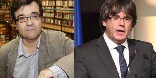 Dastis, aprende de Antonio Banderas o de Javier Cercas: el escritor impide desde Alemania que el relato separatista se imponga en Europa
