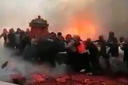 Esta extraña ceremonia en China te dejará sin palabras