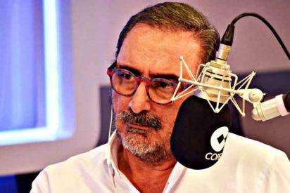 """Carlos Herrera: """"Los leninistas de Podemos utilizan la guadaña como disciplina de partido"""""""