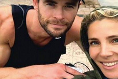 Chris Hemsworth y Elsa Pataky publican este video de su hijo y a él le llaman padrazo, ¡y a ella la destrozan!