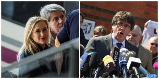 El cónclave del PP llega en un momento de pánico: el 'mastergate' de Cifuentes y Puigdemont liberado