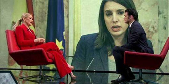 Un 'belenazo' arruina la cacería de laSexta a Cifuentes y Cuatro remata a la niñera de Podemos