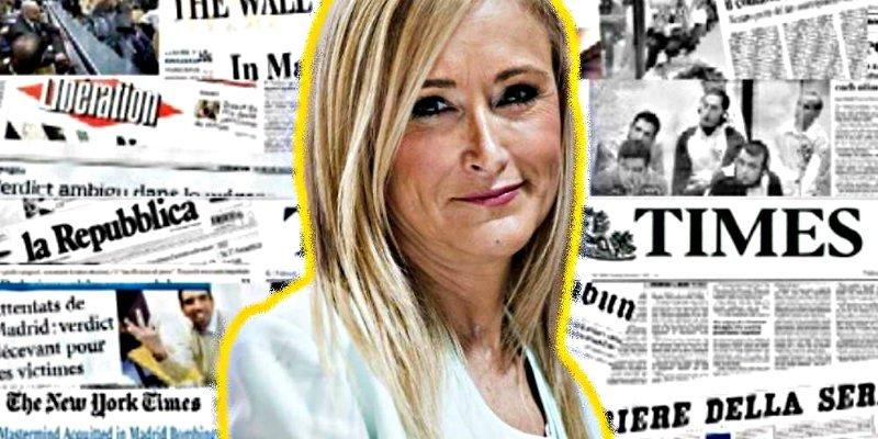 'Socialité': El vigilante de seguridad que pilló a Cristina Cifuentes robando lo cuenta todo
