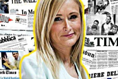 Cristina Cifuentes: así recoge la prensa mundial su escándalo