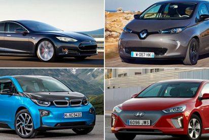 Los coches eléctricos con más autonomía del 2018