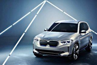 BMW iX3 concept, el anticipo del primer SUV eléctrico de la marca