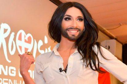 Conchita Wurst, ganadora de Eurovisión 2014, confiesa que es portadora del VIH