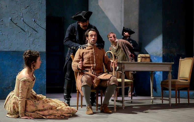 El concierto de San Ovidio, visión y ceguera