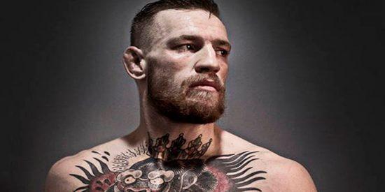 Conor McGregor acusado de agresión y delito contra la propiedad