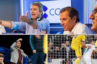 """Walter García: """"Los de la COPE son una tropa, chusma, gentuza"""""""