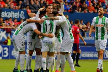 El Córdoba CF se encomienda a Dios