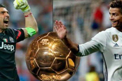 Cristiano Ronaldo VS Buffon