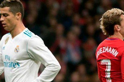 Duelo de titanes: Cristiano contra la dupla Griezmann-Costa