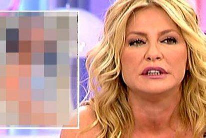 El innecesario topless de Cristina Tárrega en Instagram