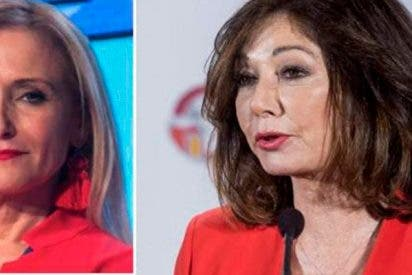"""Ana Rosa Quintana: """"Cristina Cifuentes padecía cleptomanía pero ya está curada"""""""