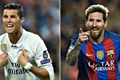 'True View': Así se ven los partidos desde los ojos de Ronaldo o Messi