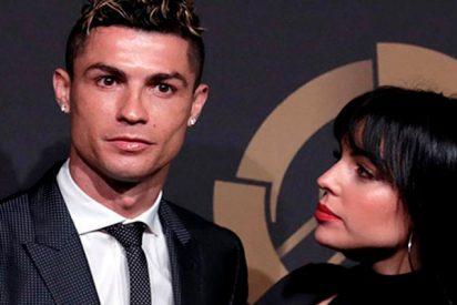 El curioso mensaje de Cristiano Ronaldo en youtube con su mujer e hija