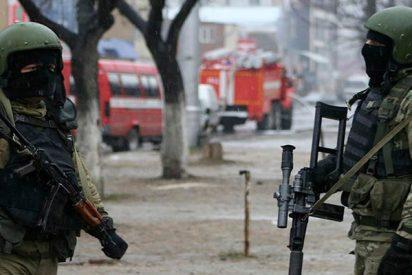 Abaten a nueve militantes en una operación antiterrorista en Daguestán