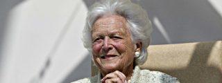 Muere a los 92 años Barbara Bush, exprimera dama de EEUU y madres de un presidente