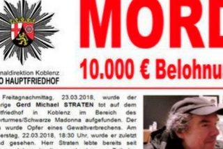 Tras la brutal decapitación de un sintecho la policía alemana busca pistas