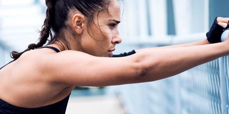 Fitness en casa: ¡ponte en forma en siete minutos!