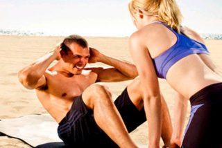 ¿Sabes cuánto ejercicio debemos hacer los adultos semanalmente? ¡Levántate del sofá y muévete!