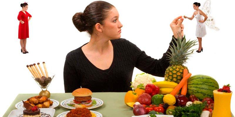 Cómo controlar las emociones cuando hacemos una dieta