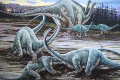 Una extinción en masa derivó la expansión de los dinosaurios