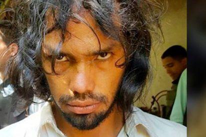 Este es el 'artista' que se comió el cuerpo de su víctima y pintó cuadros con su sangre
