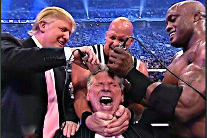 Donald Trump crudo y en su propia salsa