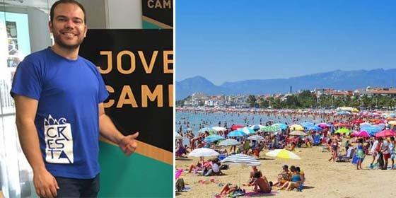 """Al de las """"tetas gordas"""" de ERC le hacen la competencia en su propio partido: un edil republicano llama """"putos maños"""" a los turistas aragoneses"""