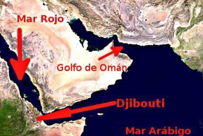 Desastre ambiental: Una zona muerta del tamaño de Escocia se extiende en el Golfo de Omán