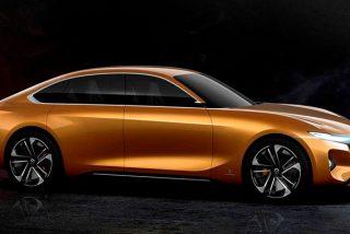 El nuevo retoño de Pininfarina es una berlina H500 de lujo que se adelanta al futuro