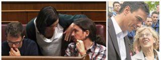 Guerra civil en Podemos: Errejón y Bescansa buscan apuñalar al 'caudillo' y Carmena coquetea con el PSOE