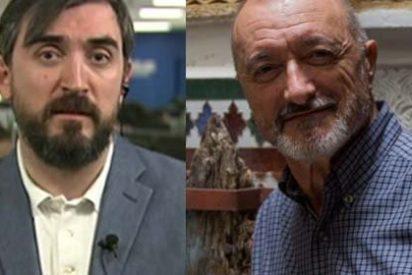 Nacho Escolar echa a los perros a Pérez Reverte tachándole de machista por pura incorrección política