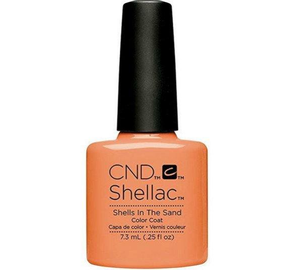 Cnd Shellac Shells In The Sand Esmalte en Gel