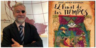 La última novela de José Javier Esparza nos lleva a un futuro que se parece demasiado a nuestro presente
